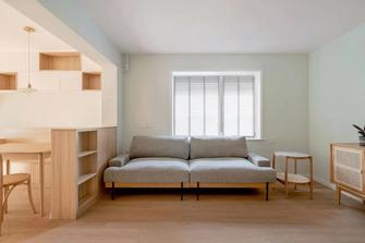 5-10万70平米日式风格客厅图