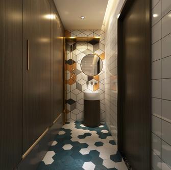 经济型120平米公装风格卫生间设计图