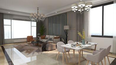 100平米欧式风格客厅图