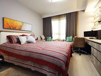 10-15万100平米三现代简约风格卧室装修案例