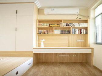 3-5万60平米日式风格卧室图