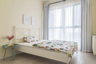 15-20万110平米三室两厅现代简约风格卧室效果图