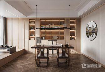 豪华型140平米四室两厅轻奢风格书房效果图
