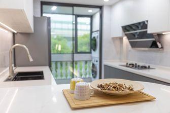20万以上100平米三现代简约风格厨房图片