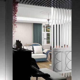 5-10万40平米小户型美式风格客厅效果图