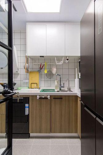 50平米小户型混搭风格厨房图片大全