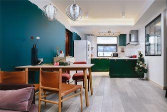 5-10万100平米三室两厅日式风格厨房设计图