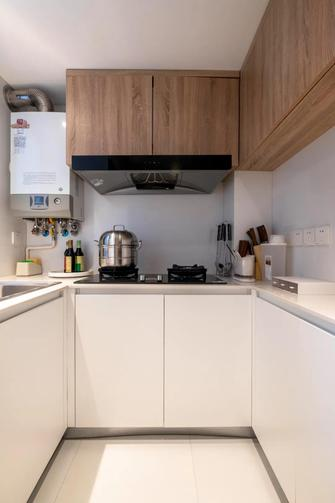 3-5万60平米现代简约风格厨房设计图