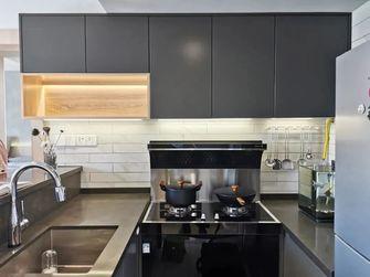 经济型40平米小户型现代简约风格厨房欣赏图