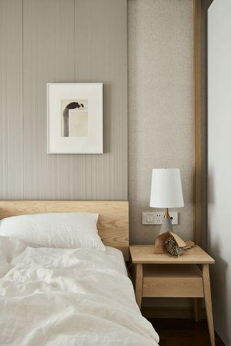 3-5万80平米北欧风格卧室效果图