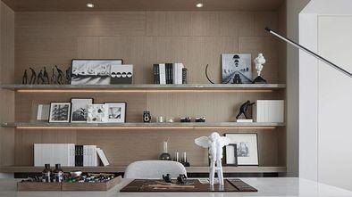 20万以上120平米三现代简约风格书房图片大全