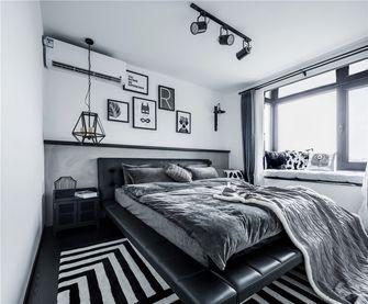 5-10万80平米一室两厅现代简约风格卧室图片