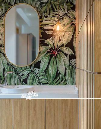 10-15万130平米三室两厅北欧风格卫生间图