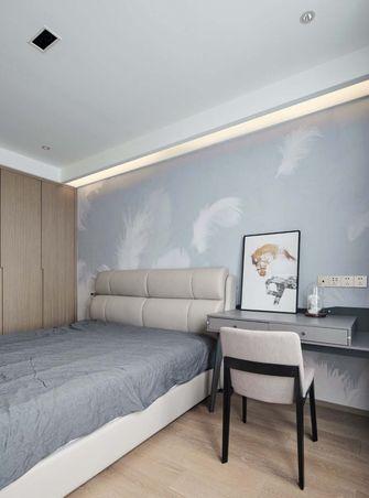 140平米复式港式风格青少年房装修图片大全