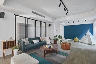 豪华型140平米复式北欧风格影音室效果图
