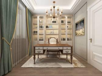 20万以上140平米四室两厅美式风格书房装修图片大全
