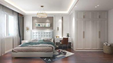 豪华型140平米欧式风格卧室图片
