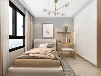 3-5万70平米公寓现代简约风格卧室装修图片大全
