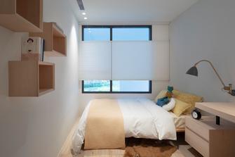 三室两厅北欧风格卧室图