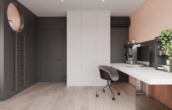 20万以上110平米复式欧式风格书房装修效果图