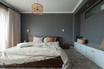 豪华型120平米三室两厅现代简约风格卧室装修案例