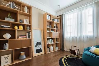 15-20万110平米三北欧风格书房装修效果图