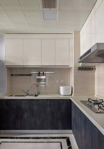 富裕型70平米日式风格厨房欣赏图