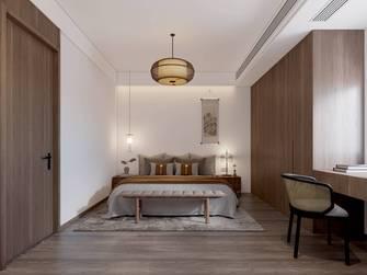 20万以上80平米公寓中式风格卧室装修案例