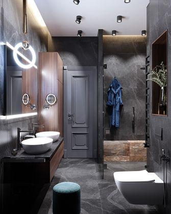 豪华型140平米四室一厅欧式风格卫生间图