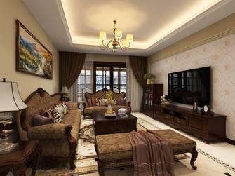 经济型40平米小户型英伦风格客厅图片大全
