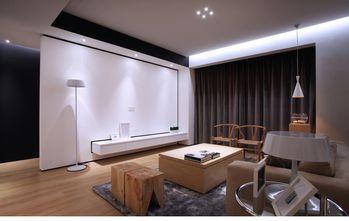 110平米三室一厅日式风格客厅图片大全