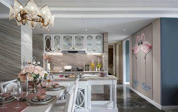 10-15万120平米三室一厅港式风格厨房图片大全