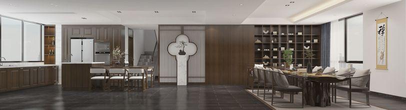 豪华型140平米复式新古典风格客厅装修效果图