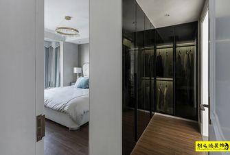 富裕型140平米三室两厅混搭风格衣帽间设计图