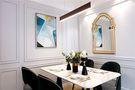 富裕型120平米四室一厅美式风格餐厅图片大全