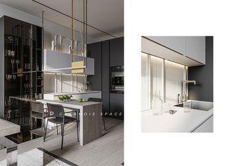 豪华型140平米四新古典风格餐厅图