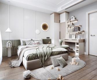 120平米三现代简约风格卧室图片大全