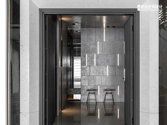 豪华型140平米别墅现代简约风格玄关装修图片大全