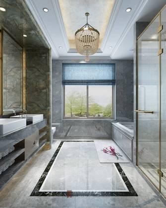 豪华型140平米复式欧式风格卫生间图片