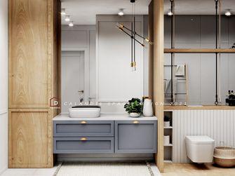 豪华型140平米四室两厅东南亚风格卫生间图片