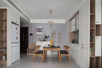 5-10万60平米一室一厅北欧风格餐厅装修案例