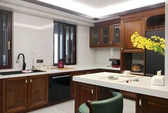 豪华型140平米中式风格厨房装修图片大全