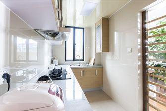 120平米三日式风格厨房欣赏图
