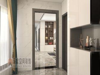 经济型120平米三室两厅现代简约风格玄关图片