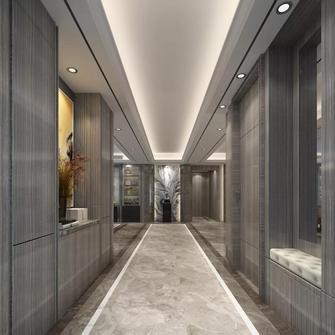 140平米别墅轻奢风格走廊设计图