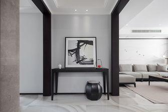 140平米三室两厅英伦风格玄关装修案例