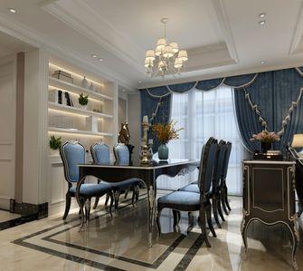 豪华型140平米四欧式风格餐厅图片