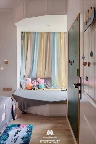 30平米小户型北欧风格青少年房装修案例