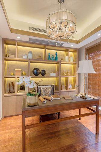 5-10万复式东南亚风格书房装修图片大全