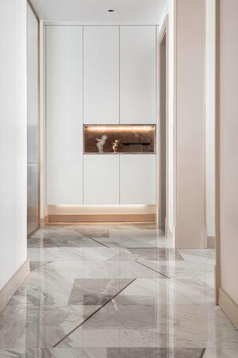 富裕型110平米三现代简约风格玄关图片大全
